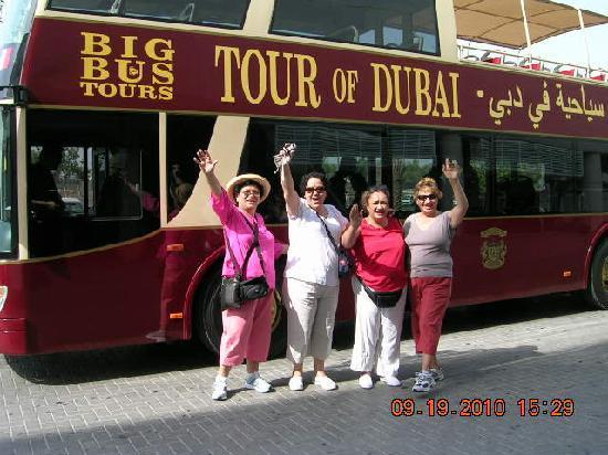 Hop On Hop Off Bus Tours: dubai