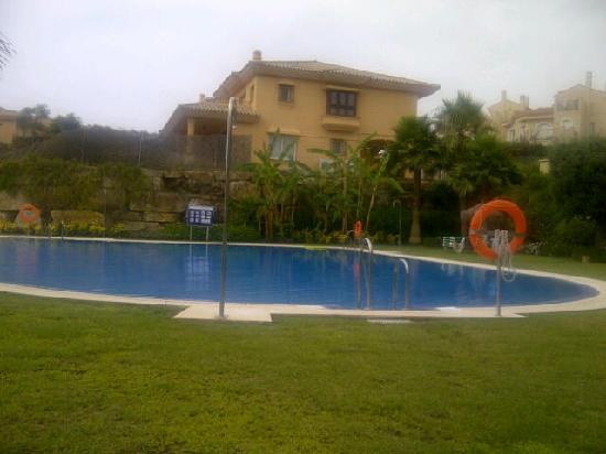Villas Los Flamencos: Las Flamencos - by the pool