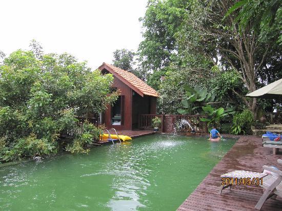 Seremban, Malaysia: Berembu Chalet