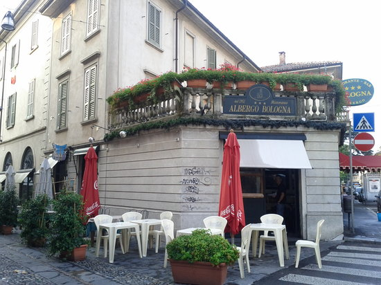 Albergo Ristorante Bologna, Varese - Restaurant Bewertungen ...