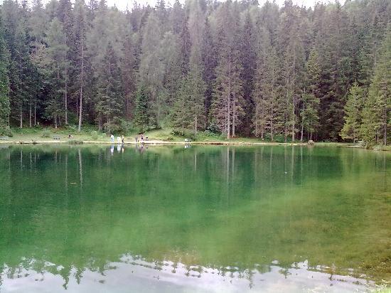 Lago Pianozes : Lago di Pianozes