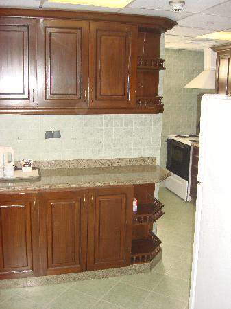 Hilton Cairo Zamalek Residences: Kitchen