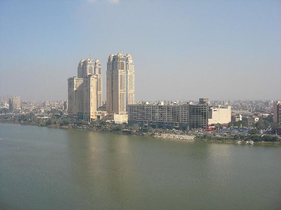 Hilton Cairo Zamalek Residences: View 2