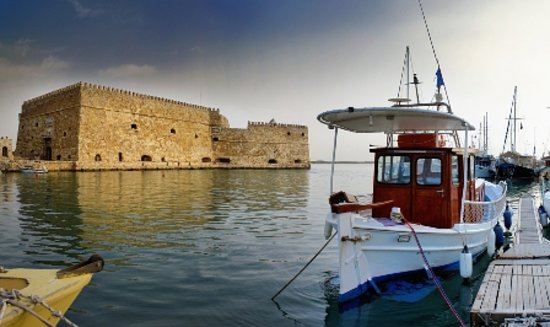 Heraklion Prefecture, Yunani: Provided by: Heraklion