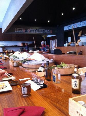 Photo of Japanese Restaurant Inakaya at 231 W. 40th St, New York, NY 10018, United States