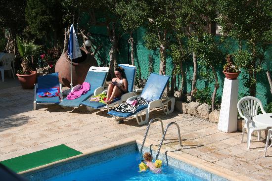 Panklitos Apartments : pool