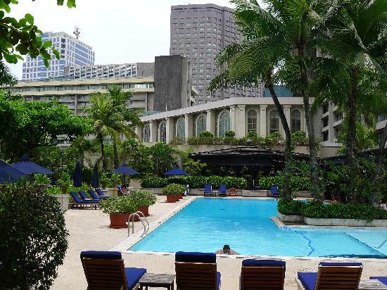 Room View Picture Of The Peninsula Manila Makati Tripadvisor