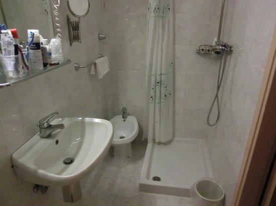 Orcagna Hotel: Toilet room n.10
