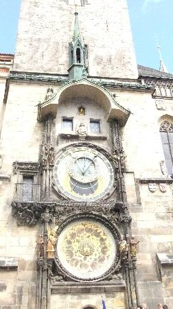 Praga, República Checa: astronomical clock