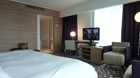 Hôtel Barrière Lille: chambre deluxe 719