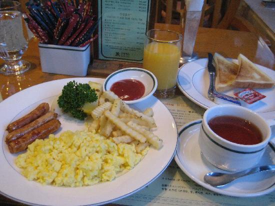 seoul rex hotel breakfast