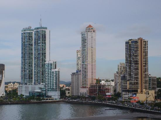 Cidade do Panamá, Panamá: Vista de la ciudad