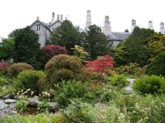 Kendal, UK: Gardens