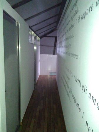 La Loggia Di Gradara Relais : Hallway