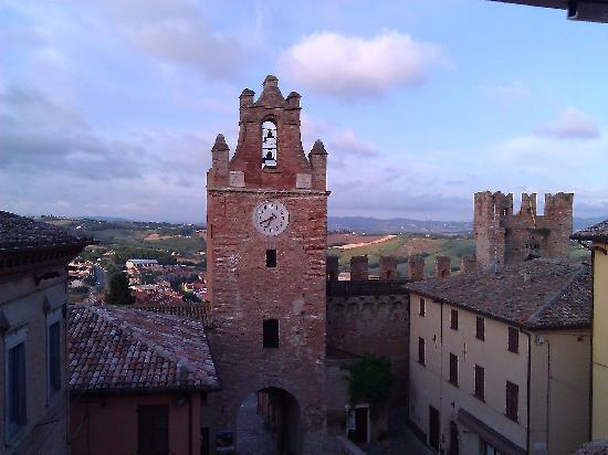 La Loggia Di Gradara Relais : View from room