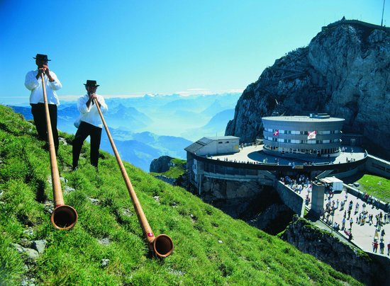 Zürich, Schweiz: Mt. Pilatus Excursion - The Golden Roundtrip
