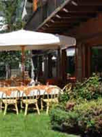 Ristorante Mont Frety: Garden'sbar