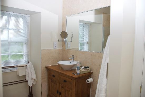 Drem Farmhouse Bed and Breakfast: bathroom