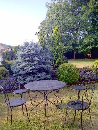 Hostellerie Clau del Loup: Garden