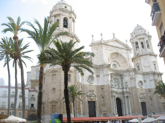 Cadiz, Spain: catedral