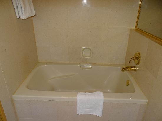 Bath tub picture of luxor las vegas las vegas tripadvisor for Luxor baths