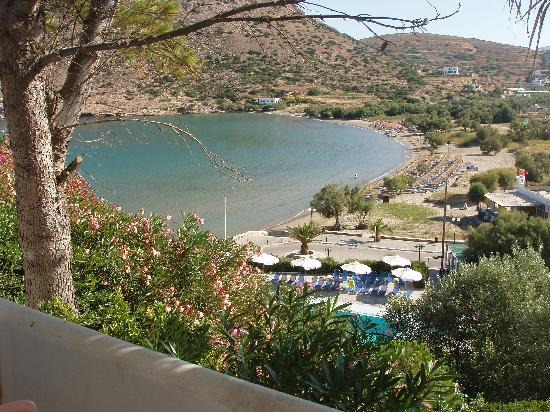 Dolphin Bay Family Beach Resort: view from room 301-absolutely perfect!!!!