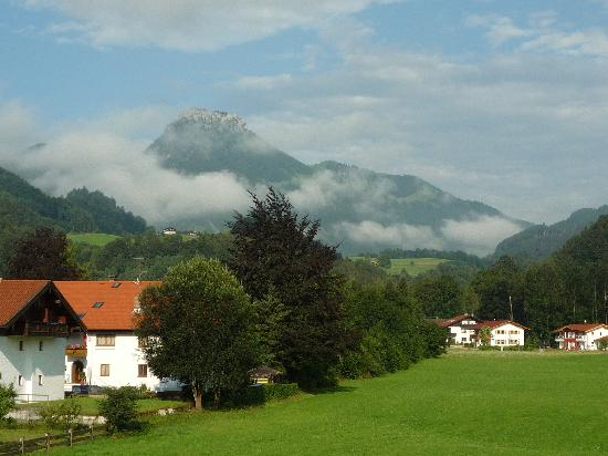 Ferienwohnanlage Brunnstein: Ausblick