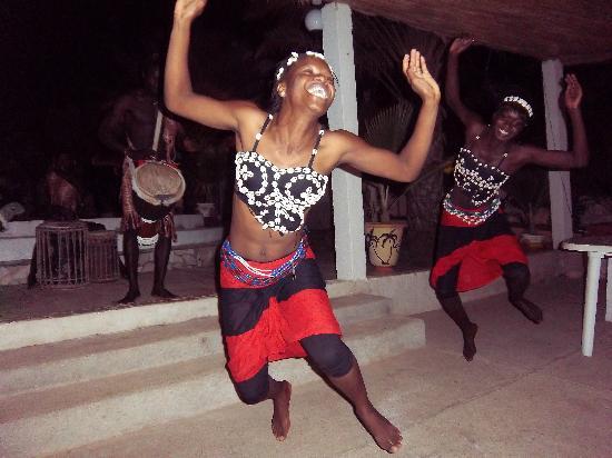 Hotel Coeur Senegal : soirée africaine à l'hôtel