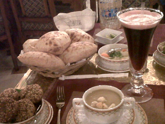 Naguib Mahfouz Cafe, Cairo - Restaurant Reviews, Photos