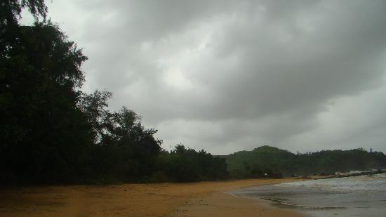 Om Beach: Monsoon Tourism