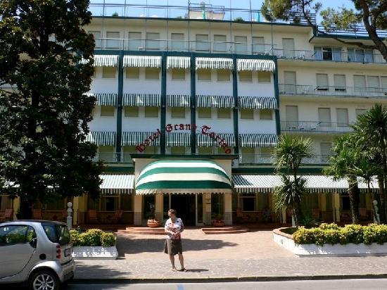 Hotel Grand Torino: Hoteleingang