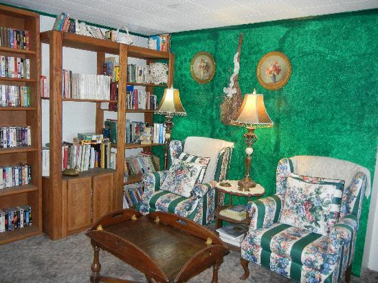 Yerington, เนวาด้า: The Library