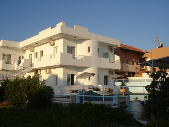 Photo of Olga Beach Apartments Palaikastron