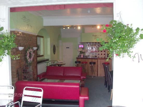 Aparthotel Blackpool: Sugarlump Coffee Lounge