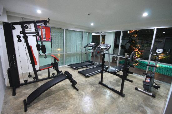 U-Place: Fitness Room