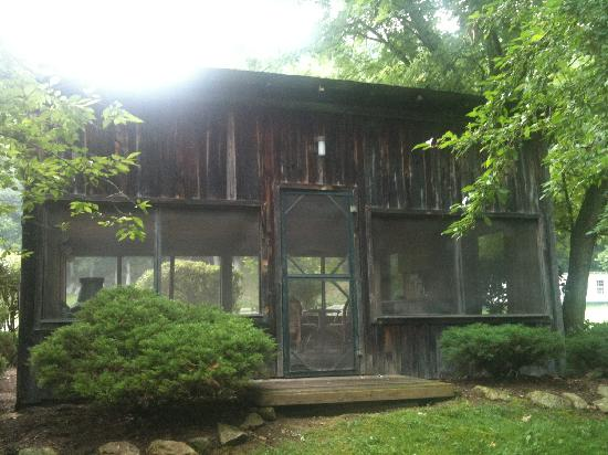 The Inn at Lost River : Summer House