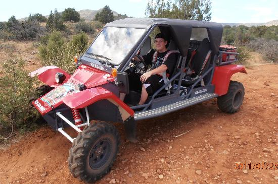 Sedona atv rental coupons