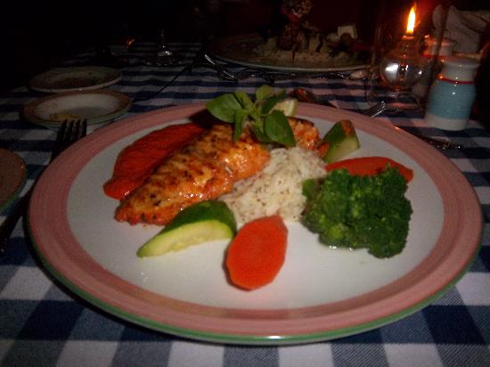 Windjammer Landing Villa Beach Resort: We did enjoy the restaurants