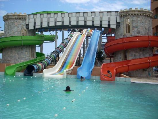 Le Marabout Hotel : piscine