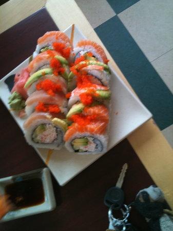 Japanese Wasabi Sushi Wonton House