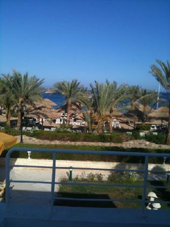 Maritim Jolie Ville Resort & Casino Sharm El-Sheikh : from our room villa 50