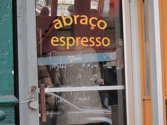 Photo of Cafe Abraco Espresso at 86 East 7th Street, New York, NY 10003, United States