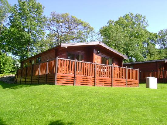 Woodlands Hotel & Pine Lodges : Lodge
