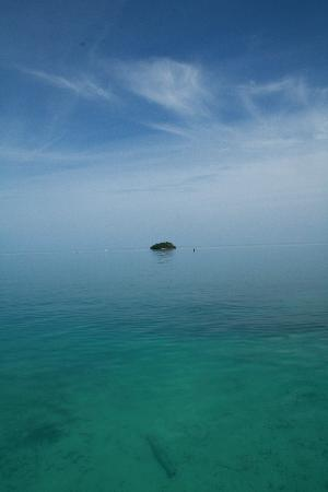 Club Med Kani : sea and sky are as one
