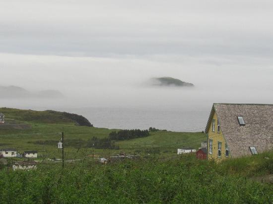 Fishers' Loft Inn by Ship Cove: Oh the views!