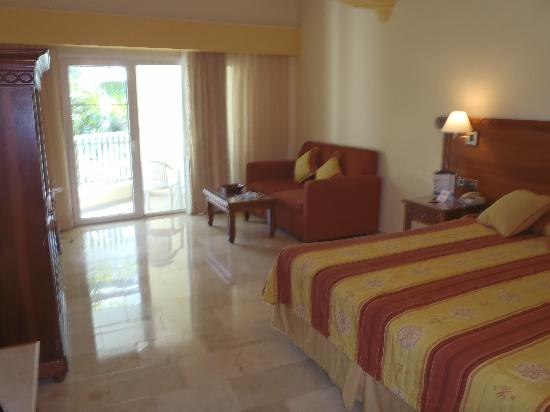 Grand Palladium Punta Cana Resort & Spa : room