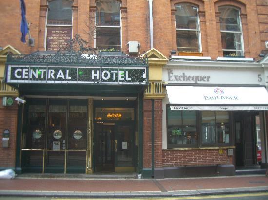 The Central Hotel dublin