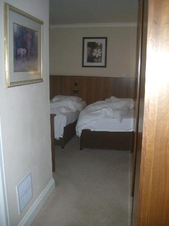 Twin Room, The Central Hotel Dublin