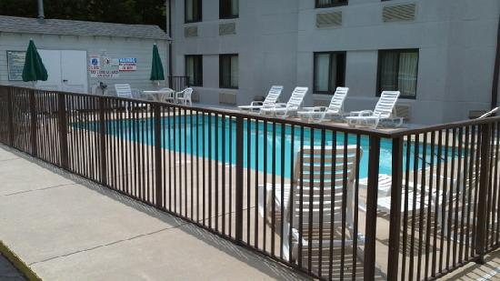 Sleep Inn Bryson City - Cherokee Area: Pool
