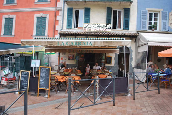 Sospel, France: La Cabraia